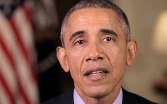 "To avoid ruining the ""after party"" celebration hope for a New Year, Obama should have ""let go"" of the need to deliver a weekly address. He and the Sasquatch could have sat wherever in Hawaii, watched the Rose Bowl Parade, ate some collards and black-eyed peas, and left Americans alone to enjoy one holiday without his ugly mug appearing in the media. But, no way could this man resist beginning the New Year with his weekly address filled with lies on top of lies on top of lies."