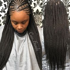 If you are looking for a cornrow style, then dive deep into this article for some amazing style choices. Braids are increasingly growing in popularity by the day. It's just one of those styles that never seem to go out of style. Every day it seems that a new trendy braid style will hit the internet...