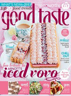 Australian Good Taste #magsmoveme  http://www.taste.com.au/good+taste/