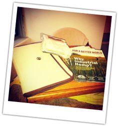Hemptrepreneurial Focus! #hemp #hempfabrics # hempfolder #tylerhemp