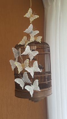 Bamboe vogelkooitje