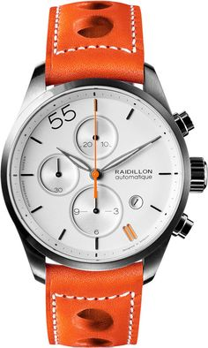 Raidillon Watch Design Chronograph Limited Edition #add-content #bezel-fixed…