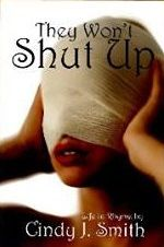 """Check out """"The Won't Shut Up"""", the new poetry compilation by Cindy J. Smith...:)"""