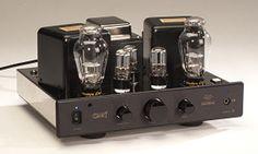 Cary #Audio Design CAD-300SEI #audiodesign #hifi available through High Fidelity Design Group in New York City, http://hifidesigngroup.com