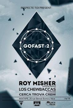 Gofast #2 @ Mixtape (Nice) 13/03/15