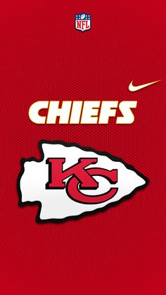 Nfl Chiefs, Kansas City Chiefs Football, Nfl Football Players, Chiefs Wallpaper, Football Wallpaper, New Orleans Saints Logo, Nfl Logo, Sports Wallpapers, American Football