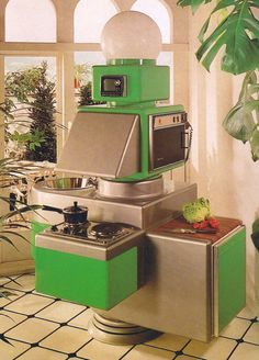 zonkout:  John Prizeman designed kitchen.  ayyy