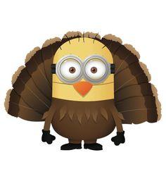 minions thanksgiving