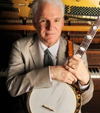 Steve Martin is bringing his banjo and bluegrass to the Kravis Center in West Palm Beach. Mountain Music, Bluegrass Music, Celtic Thunder, Steve Martin, I Love Music, History Photos, Dolly Parton, Country Music, Comedians