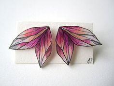Image result for shrink plastic earrings