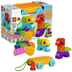Little Chic Children's Clothes and Toys Boutique Free Giveaway: LEGO DUPLO - Starter set 1 1/2 to 3 yrs    Enter Here: http://www.giveawaytab.com/mob.php?pageid=491004747585046