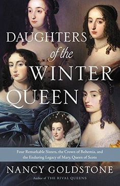 Daughters Of The Winter Queen Book Cover On Novels And Nonfiction