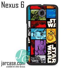 Star Wars The Force Awakens Jigsaw Phone case for Nexus 4/5/6