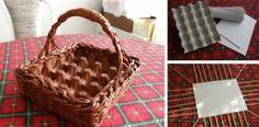 Košík na vajíčka, ktorý upletiete aj bez prútia | Návod ako na to