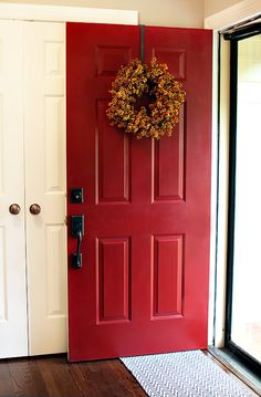 Going To Paint The Inside Of My Front Door Too Love
