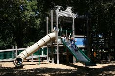 Central Park is one of the gems of the city of San Mateo. It is a beautiful downtown park that is heavily used by many community members. Unusual Date, Park Playground, Jungle Gym, Handsome Prince, Obstacle Course, Central Park, Conservation, Parks, The Neighbourhood