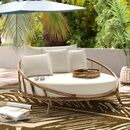 Upgrade your outdoor living space with a few fun items and games! These finds will make your backyard/patio/deck feel like an oasis. Resin Patio Furniture, Diy Garden Furniture, Design Furniture, Furniture Decor, Outdoor Furniture Sets, Antique Furniture, Furniture Layout, Bamboo Furniture, Modern Furniture