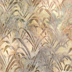 Cornucopia 5 - Harvest Wheat Batik - Ivory