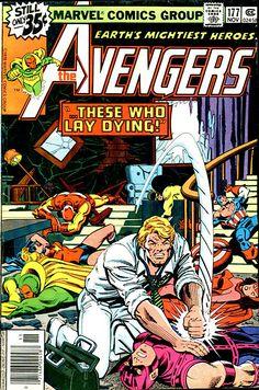 Top 10 Avengers Comic Book Covers - TotallyTop10.com