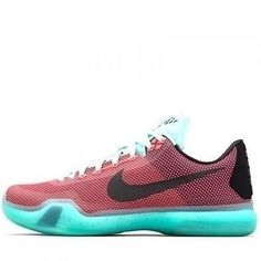 NEW Men's NIKE Kobe X - 705317 808 Berry/Silver Easter Basketball SZ 10.5 #Clothing, Shoes & Accessories:Men's Shoes:Athletic ##nike #jordan #shoes $135.00