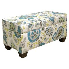 Ladbroke Storage Bench - Multicolored @ target. Need this for my entry way!