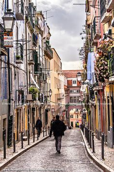 Rua da Rosa, Bairro Alto, Lisbon