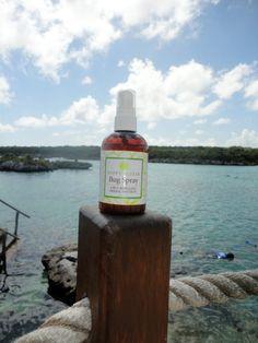 Hippy Elixir Organic Bug Spray by HippyElixir on Etsy, $11.00  http://www.supremespecialties.com/pinterest