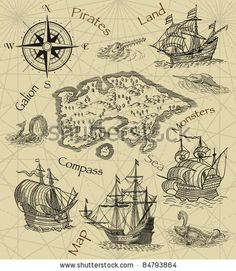 Wall Mural **Old Pirates Treasure Map** / Mural Old Map /Self-adhesive Fabric Wallpapers / Home Decor / cm / / Wall Paper Wall Mural **Old Pirates Treasure Map** / Mural Old Map /Self-adhesive Fabric Wallpapers / Home Decor / cm / / Wall Paper Vinyl Wallpaper, Self Adhesive Wallpaper, Fabric Wallpaper, Peel And Stick Wallpaper, Pirate Treasure Maps, Pirate Maps, Bad Tattoos, Creative Tattoos, Compass Tattoo