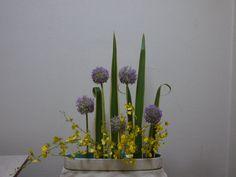 June 7 2012 Flower arrangement  - Giganteum