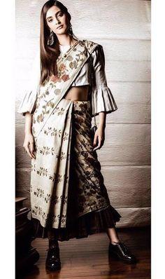 Cotton mariage indienne de Bollywood Sarees Sari jupon jupon boutiques UK 022