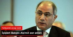 06.Başkent Haber: İçişleri Bakanı Efkan Ala'yı Terleten Sorular