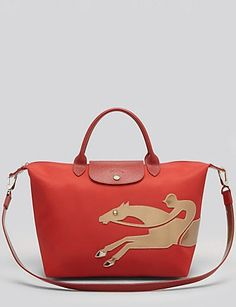 LONGCHAMP Tote - Exclusive Year Of The Horse Medium