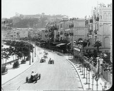 British driver Grover-Williams wins the first ever Monaco Grand Prix in 1929: http://www.britishpathe.com/video/another-british-triumph/