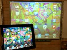 This teacher explains how Airserver has supported his need to wirelessly stream his iPad to his computer attached to a projector. I have introduced this Airserver App to teachers as it also allows one to Airstream pictures and videos from iPod Touch devices! Imagine a collaborative classroom where students share instantly a picture of a math problem they want to talk about, or an image from an App to discuss with the class. The possibilities are just incredible for empowering students.