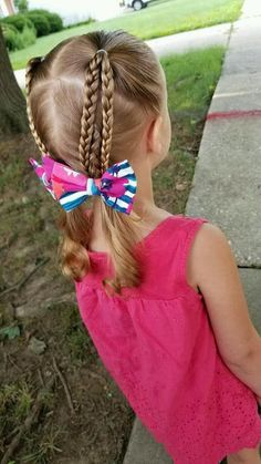 Are you seeking by far the most fashionable and advanced haircut for your chosen baby? Most up-to-date woolhairstyles are great notion for child's look. Little Girl Hairdos, Lil Girl Hairstyles, Cool Hairstyles, Braid Hairstyles, Girl With Pigtails, Girl Hair Dos, Hair Shows, Toddler Hair, Nose Hair Trimmer