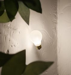 IDEA indoor wall light by Slamp is available to order at our Belisama Lighting design studio
