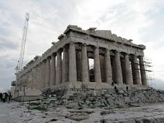 El Partenon #Atenas #Grecia