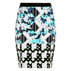OOOK - Peter Pilotto - Target Accessories & Clothes 2014 Spring-Summer... ❤ liked on Polyvore featuring skirts and peter pilotto