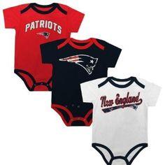 NE onsies Nfl New England Patriots 216364d93