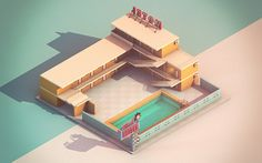 Weekly Works on Behance