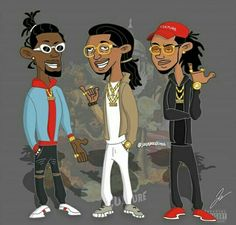 Lol..Cool #Migos #igetdabag #stirfry