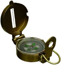 Red Rock Outdoor Gear Metal Lensatic Compass >>> To view further for this item, visit the image link.