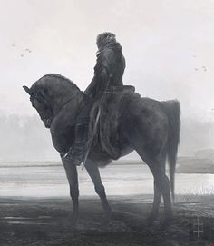 First man November Horseman by Eve Ventrue