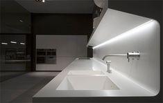 Cozinhas minimalistas. Você curte?