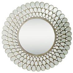 Kichler Teardrop Wall Mirror