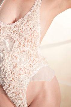 Handmade lingerie from Impish Lee