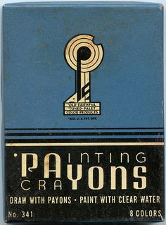 Payons Painting Crayons by -Snapatorium-, via Flickr