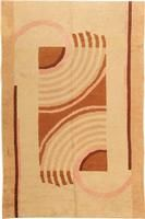 Art Deco Carpet 42740 Color Details - By Nazmiyal