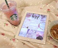 Girly camping iPad x