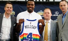Paul Millsap addition puts Nuggets into unique place = The addition of Paul Millsap is about more than basketball for the Denver Nuggets. Maybe no other team in the NBA has enjoyed less luck in free agency than.....